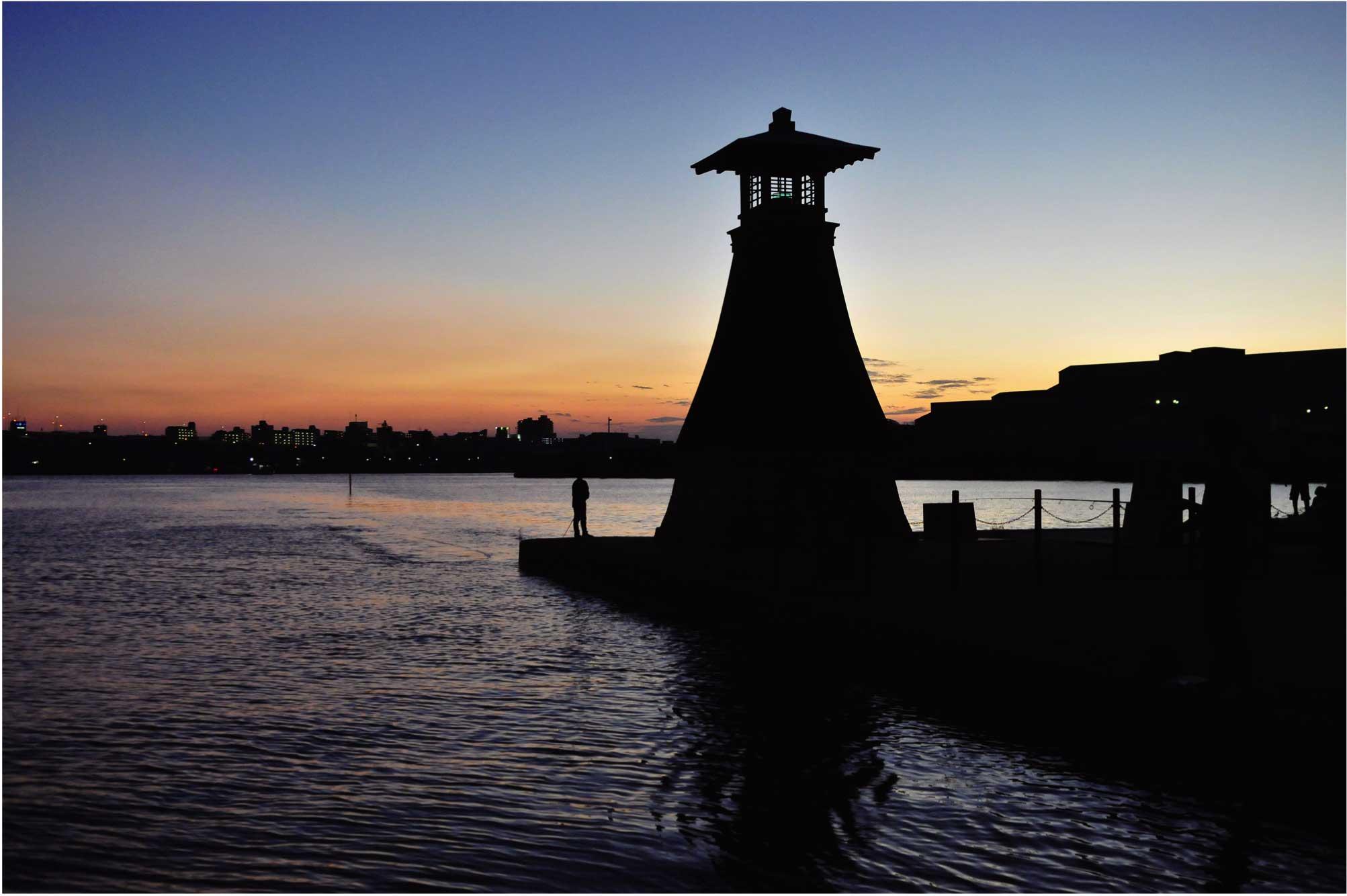 大関今津灯台